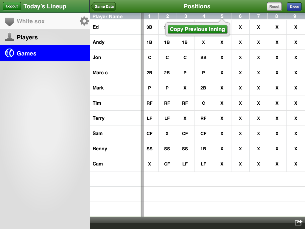 ... player strategy is a lot easier with Today's Lineup mobile app